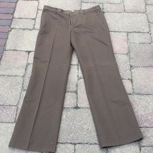 NWT Gap Hutton Brown Women's Size 14 Khaki
